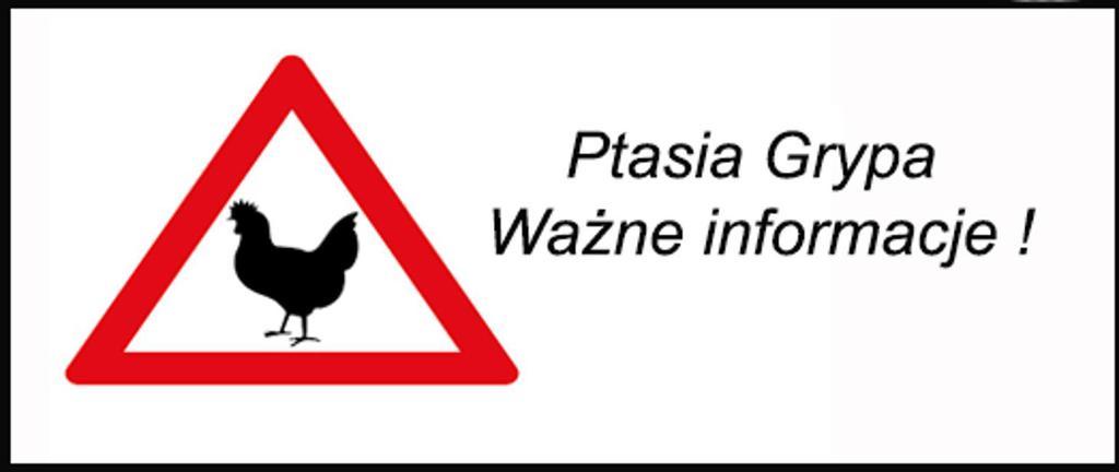Wysoce zjadliwa grypa ptaków (HPAI)