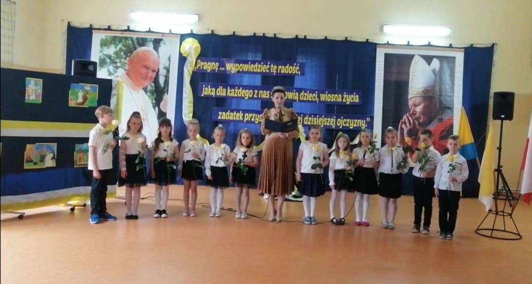 101 rocznica urodzin Wielkiego Polaka-św. Jana Pawła II