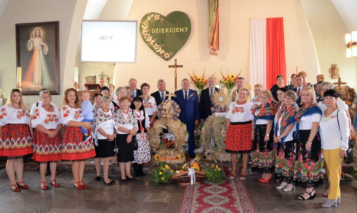 Dożynki Parafialne w Bonisławiu