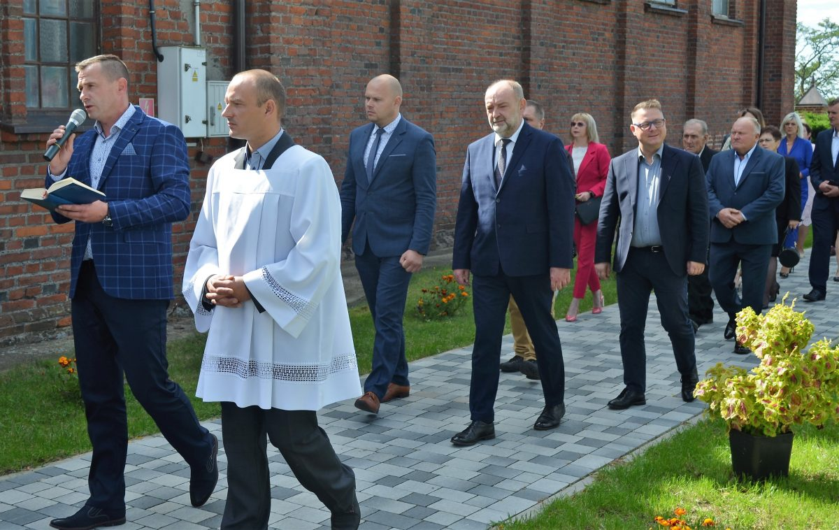 Parafialne Dożynki w Kurowie