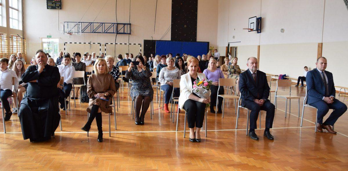 Dzień Edukacji Narodowej w Szkole Podstawowej w Gozdowie